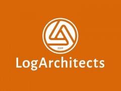 株式会社LogArchitects(旧:クロニクル建設)のロゴ