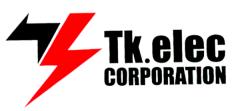 Tk.elec株式会社のロゴ