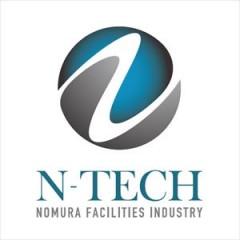 N-TECH株式会社のロゴ