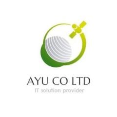 有限会社アユのロゴ