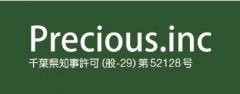 プレシャス株式会社のロゴ