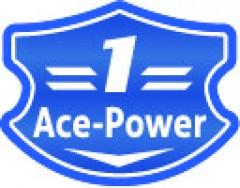 エースパワー株式会社のロゴ