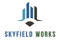 株式会社スカイフィールドワークスのロゴ