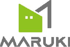 株式会社MARUKIのロゴ