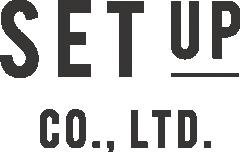 株式会社セットアップのロゴ