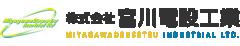 株式会社宮川電設工業のロゴ