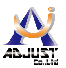 ADJUST株式会社のロゴ