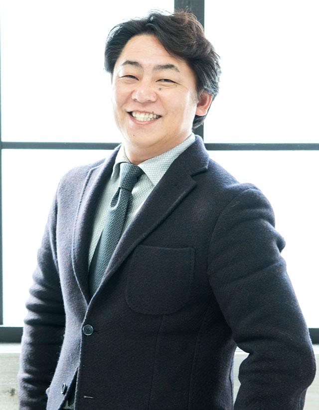 株式会社TECNESの代表者写真