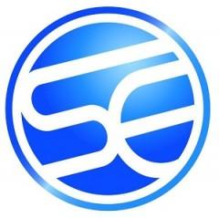 株式会社新光電設のロゴ
