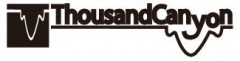 Thousand Canyon Incのロゴ