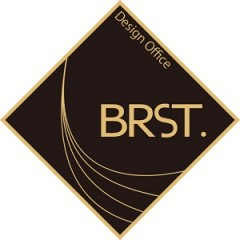 株式会社BRST.のロゴ