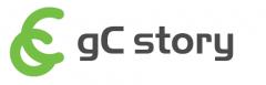 GCストーリー株式会社のロゴ