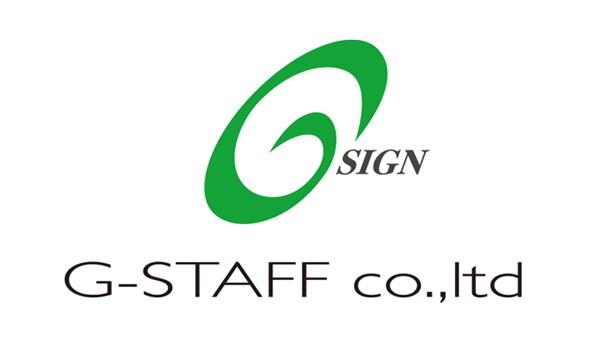 株式会社ジー・スタッフのロゴ