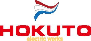北都電業株式会社のロゴ