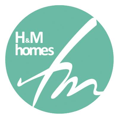 株式会社H&Mホームズのロゴ