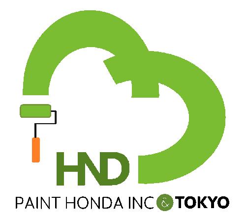 有限会社ホンダ塗装のロゴ