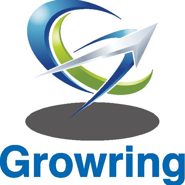株式会社Growringのロゴ