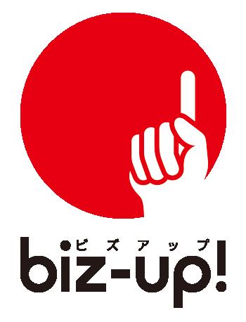株式会社ビズアップのロゴ