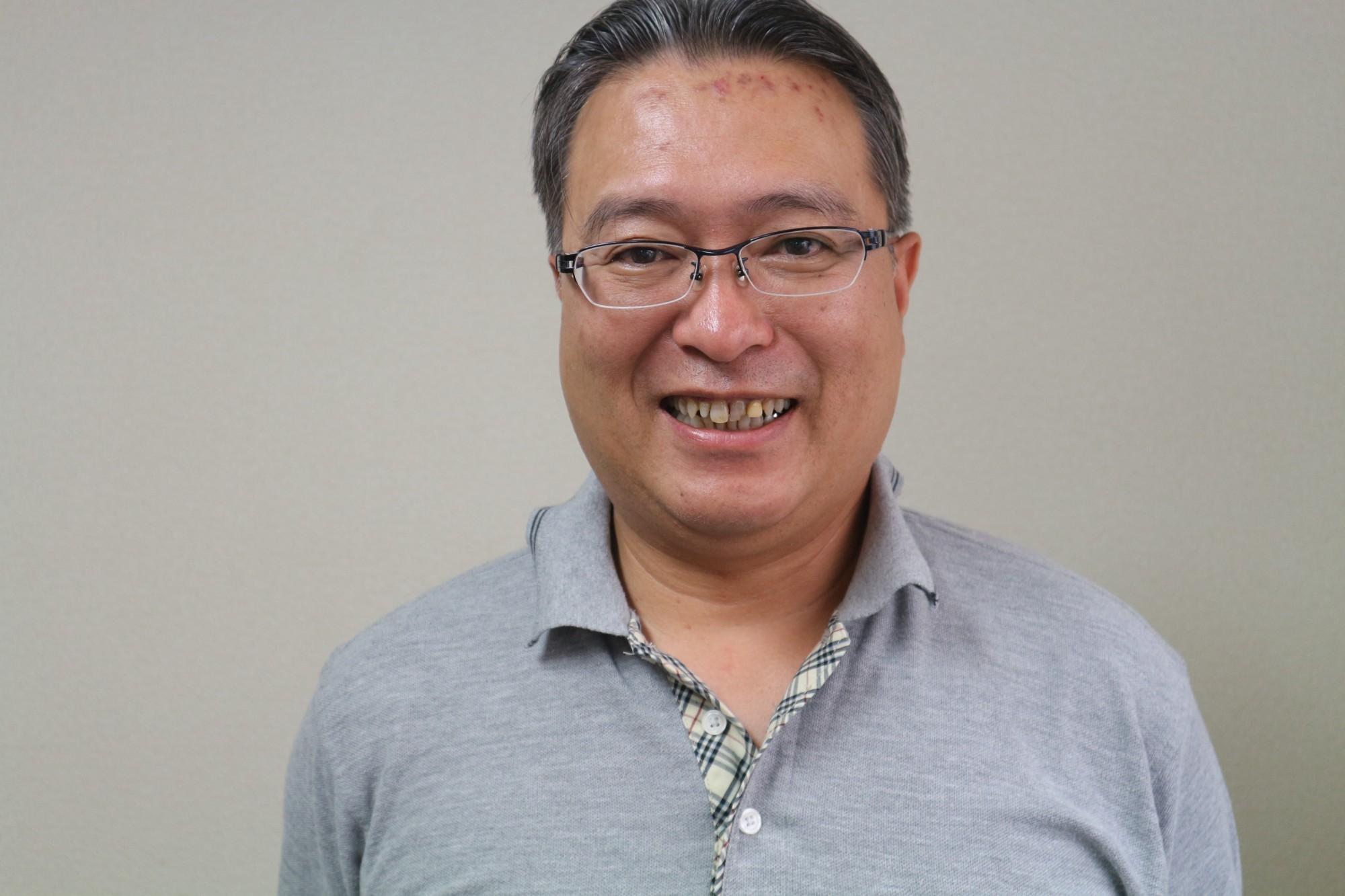 株式会社アイリオの代表者写真