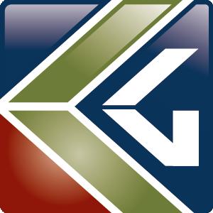 株式会社コダマガラスのロゴ