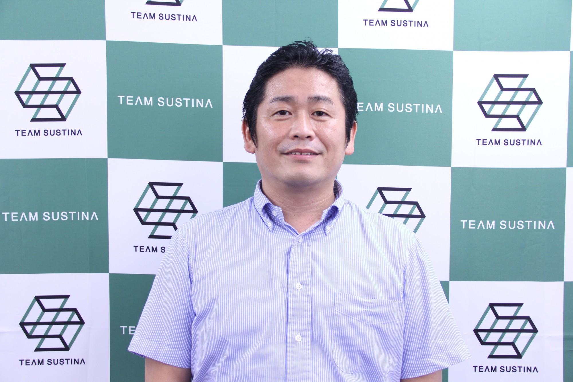 株式会社野崎製作所の代表者写真