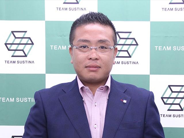 有限会社サクマテクノの代表者写真