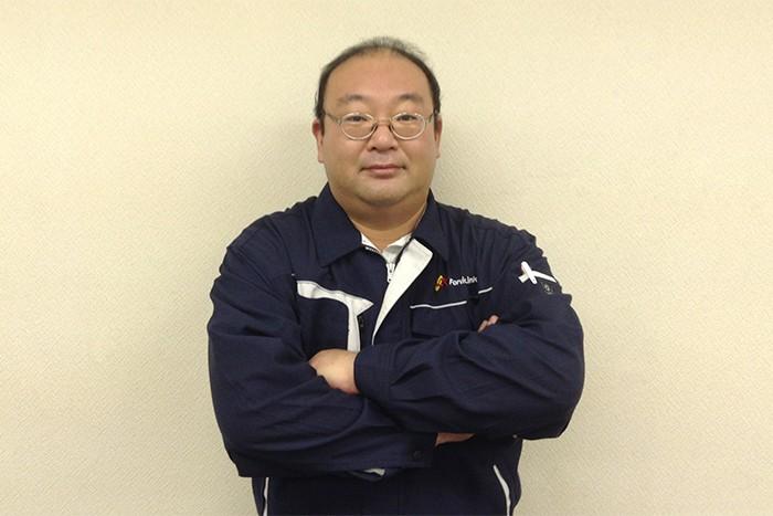フォービスリンク株式会社の代表者写真