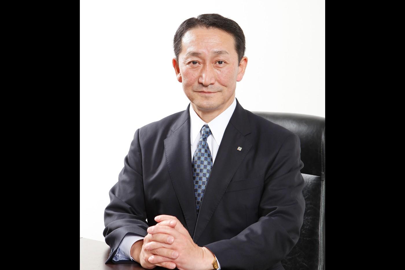 株式会社福田組の代表者写真