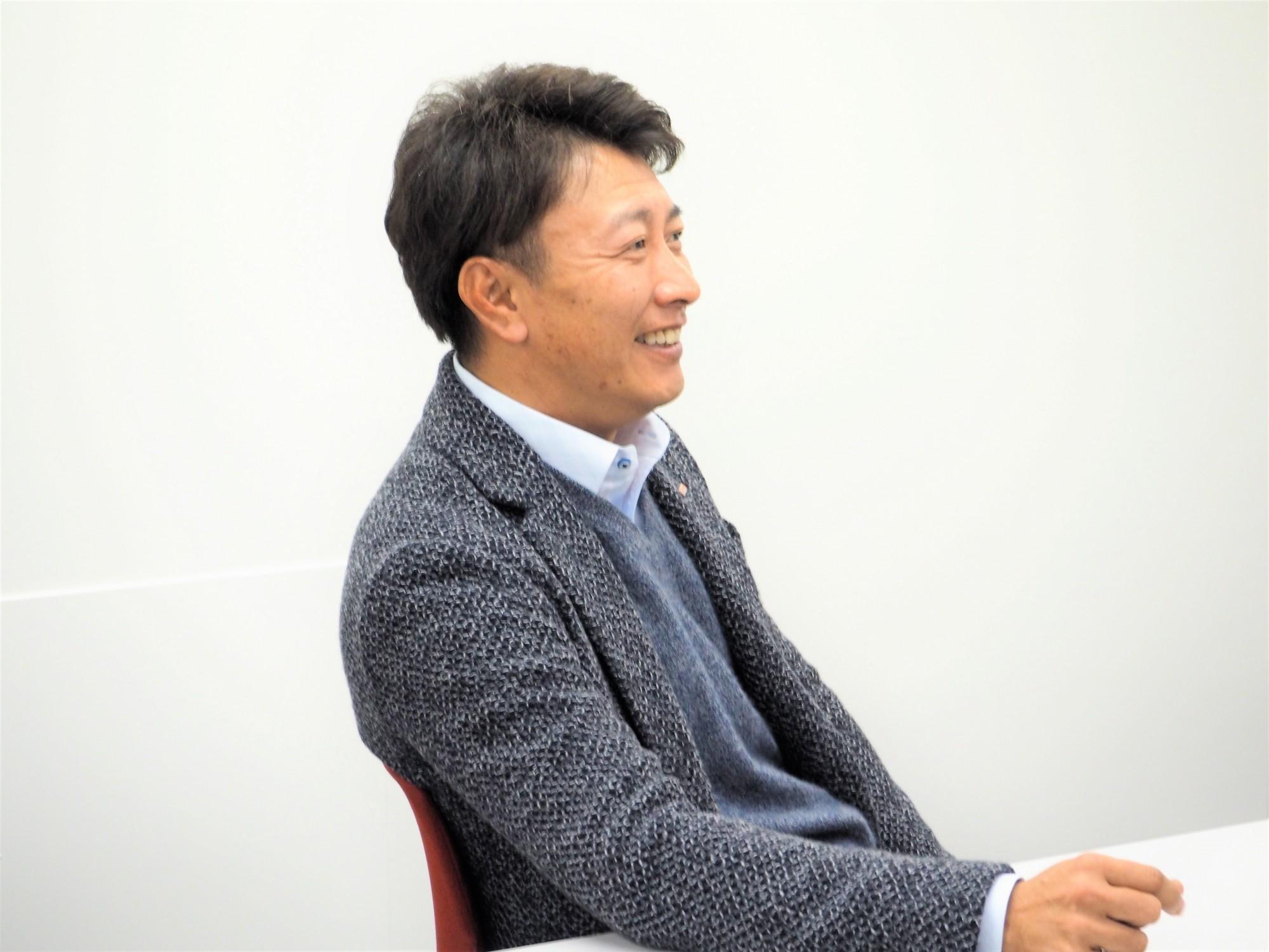 株式会社ニカヤコーポレーションの代表者写真