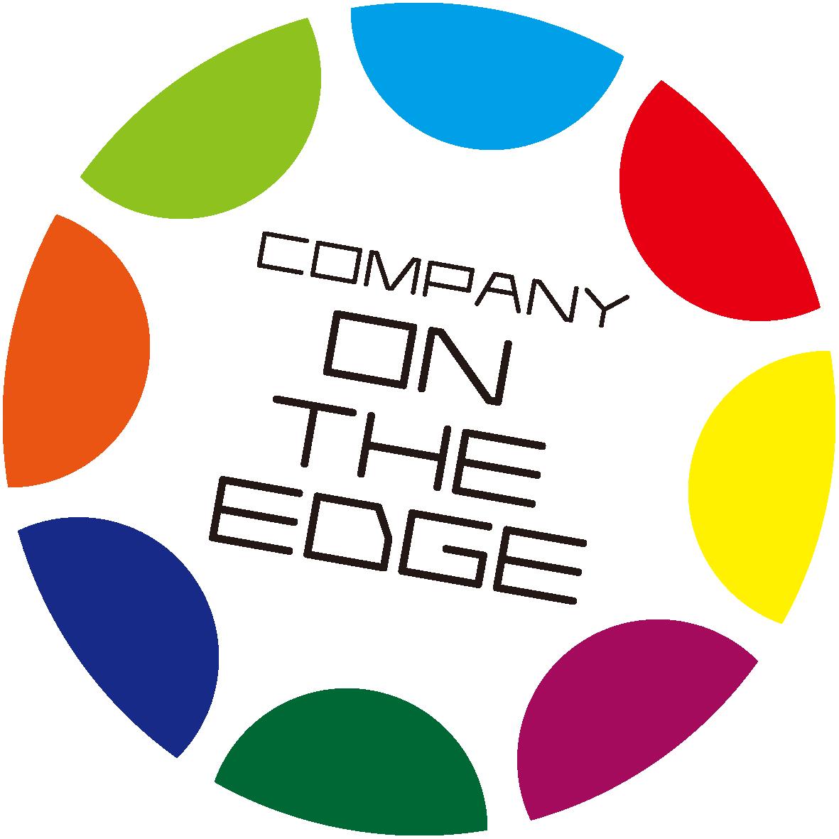 ON THE EDGE 株式会社のロゴ