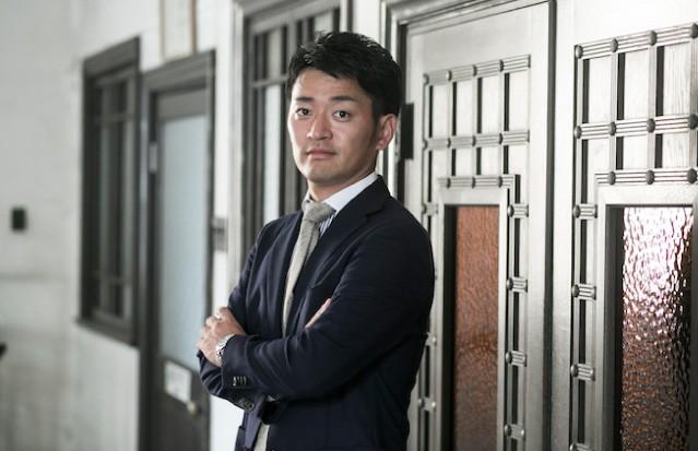 株式会社 リスビーの代表者写真
