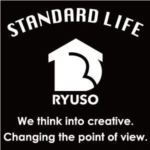 リュウソークリエイト株式会社のロゴ