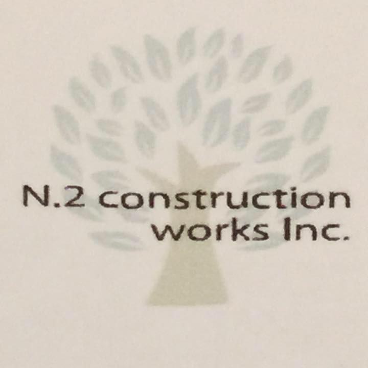 株式会社N.2 construction worksのロゴ